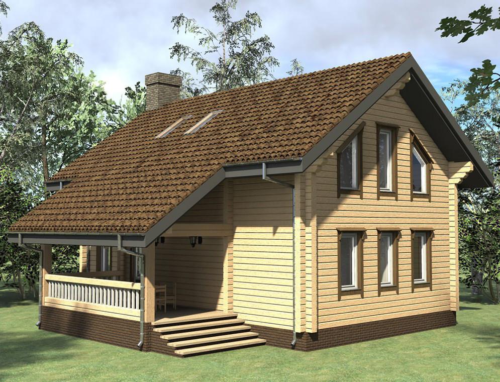 стальные двери проект дома клееный брус