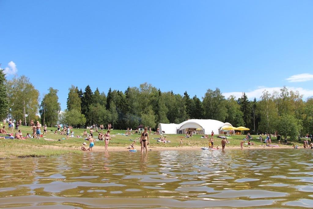 Можайское водохранилище отдых красновидово фото